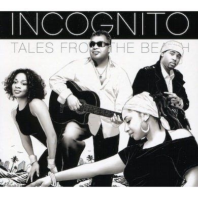 TALES FROM THE BEACH & CD