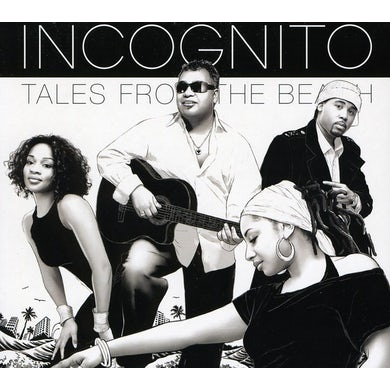 Incognito TALES FROM THE BEACH & CD