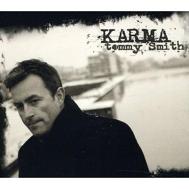 Tommy Smith KARMA CD