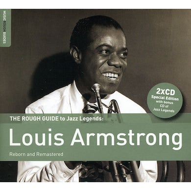 ROUGH GUIDE TO LOUIS ARMSTRONG CD