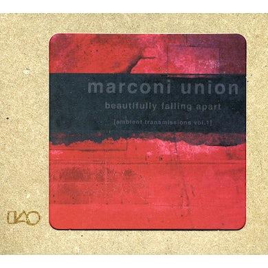 Marconi Union BEAUTIFULLY FALLING APART (AMBIENT TRANSMIS 1 CD
