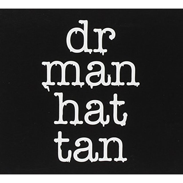 Dr. Manhattan DR.MANHATTAN CD