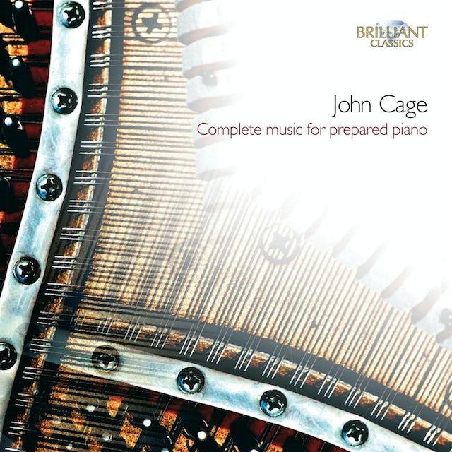 Giancarlo Simonacci JOHN CAGE: COMPLETE PREPARED PIANO CD