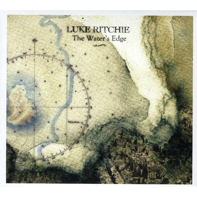 Luke Ritchie WATER'S EDGE CD