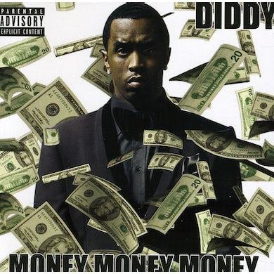 Diddy MONEY MONEY MONEY CD