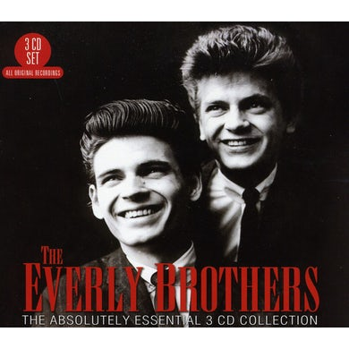 The Everly Brothers ABSOLUTELY ESSENTIAL RECORDING CD