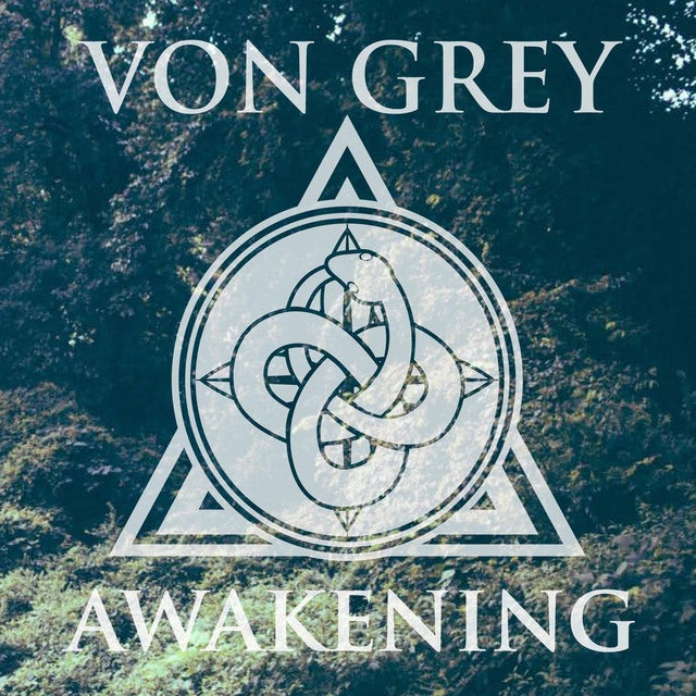 Von Grey AWAKENING Vinyl Record