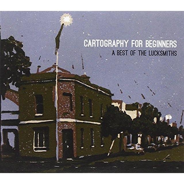 Lucksmiths CARTOGRAPHY FOR BEGINNERS CD