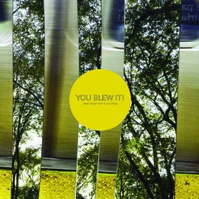 You Blew It! KEEP DOING WHAT YOU'RE DOING Vinyl Record