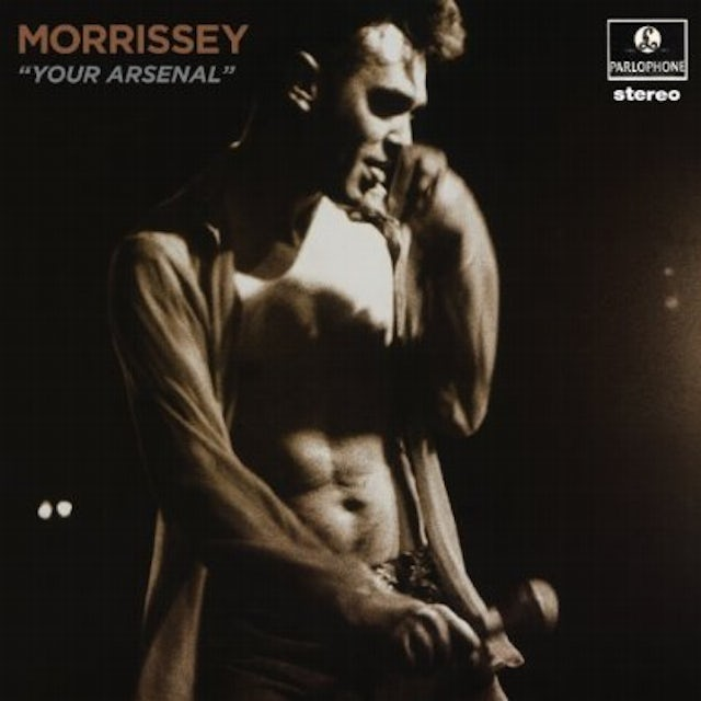 Morrissey YOUR ARSENAL Vinyl Record