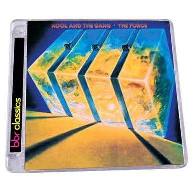 Kool & The Gang FORCE CD