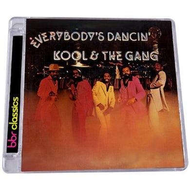 Kool & The Gang EVERYBODY'S DANCIN CD