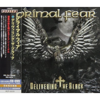 Primal Fear DELIVERING THE BLACK CD