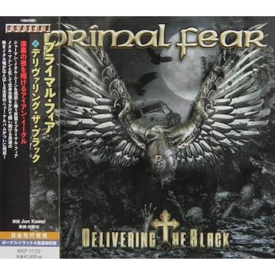 Primal Fear DELIVERING THE BLACK CD