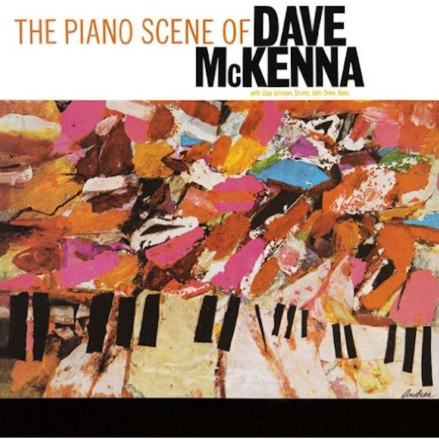 PIANO SCENE OF DAVE MCKENNA CD