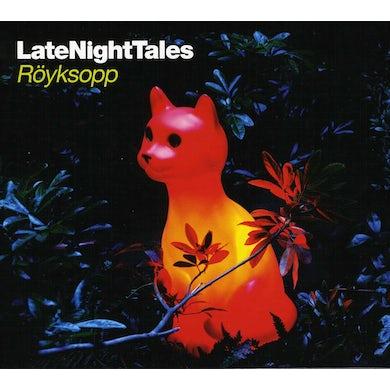LATE NIGHT TALES: ROYKSOPP CD