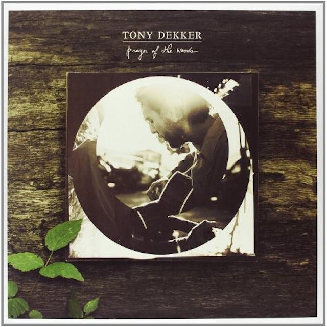 Tony Dekker PRAYER OF THE WOODS Vinyl Record