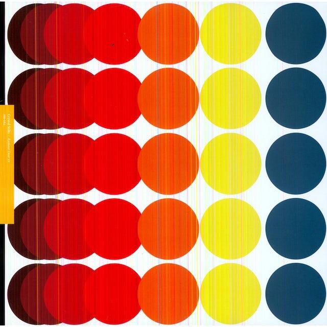 Crystal Stilts RADIANT DOOR Vinyl Record