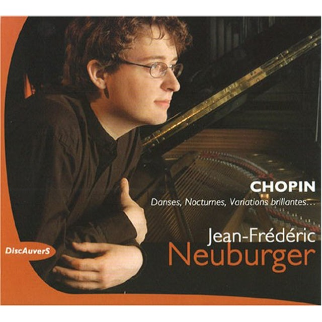 Chopin DANSES NOCTURNES VARIATION CD