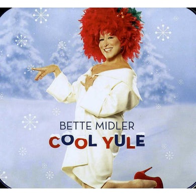 Bette Midler COOL YULE CD