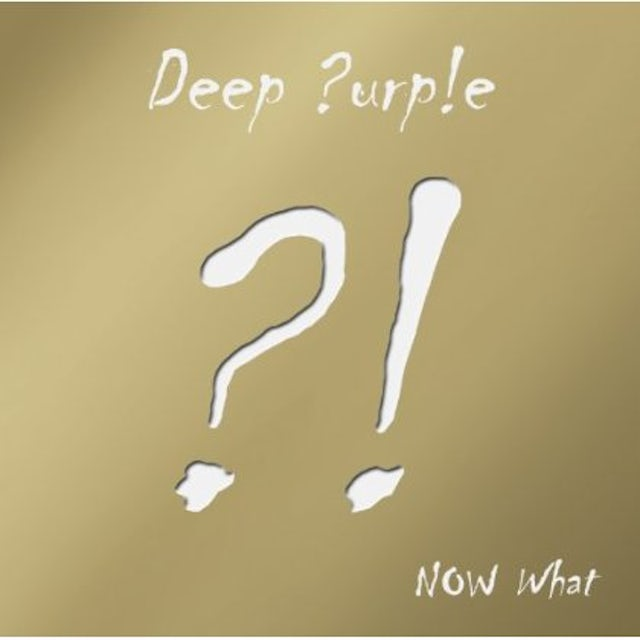 Deep Purple NOW WHAT (GOLD EDITION IMPORT) CD