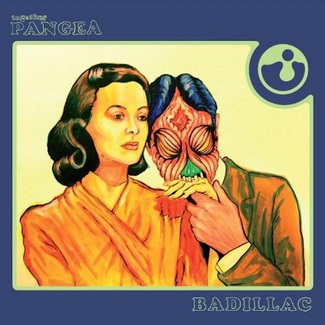 Together Pangea BADILLAC Vinyl Record