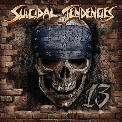 Suicidal Tendencies 13 Vinyl Record