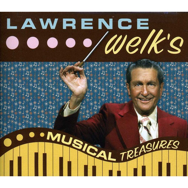 Lawrence Welk MUSICAL TREASURES CD