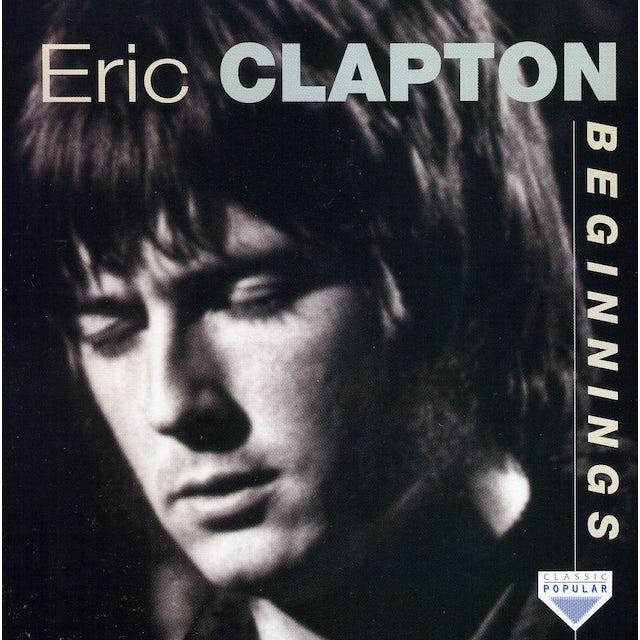 Eric Clapton BEGINNINGS CD