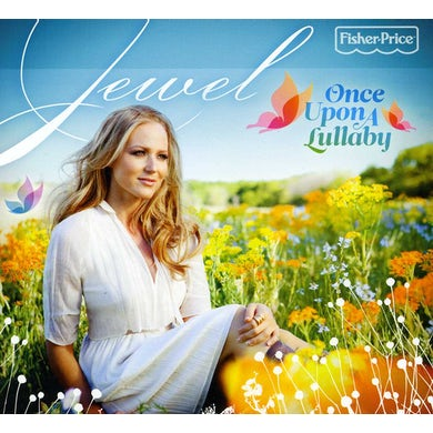 Jewel ONCE UPON A LULLABY 2 CD