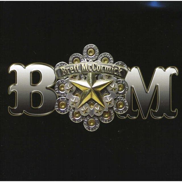 Brett Mccormick CD