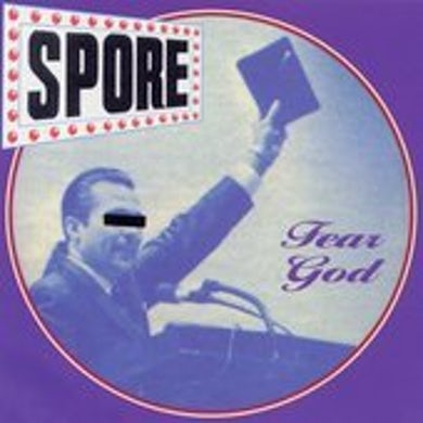 Spore FEAR GOD Vinyl Record