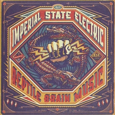 Imperial State Electric REPTILE BRAIN MUSIC CD
