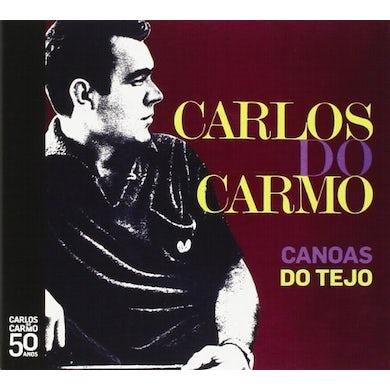 Carlos do Carmo CANOAS DO TEJO CD