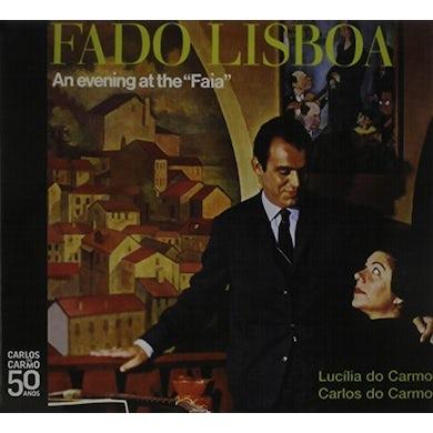 Carlos do Carmo FADO LISBOA-AN EVENING AT THE FAIA CD