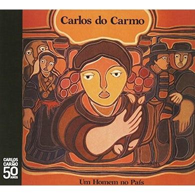 Carlos do Carmo UM HOMEM NO PAIS CD
