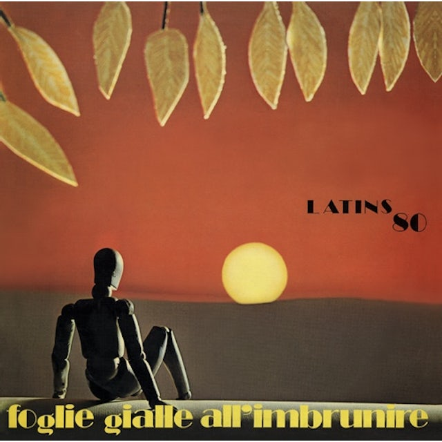 Latins 80 FOGLIE GIALLE ALL'IMBRUNIRE Vinyl Record