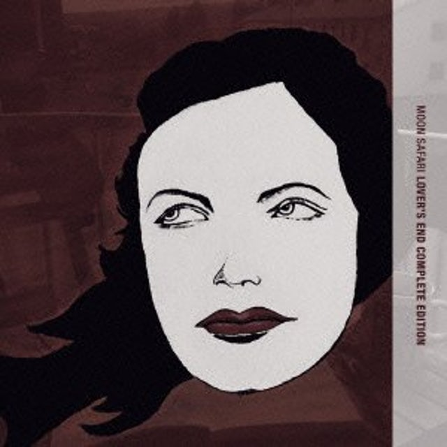 Moon Safari LOVER'S END COMPLETE EDITION CD