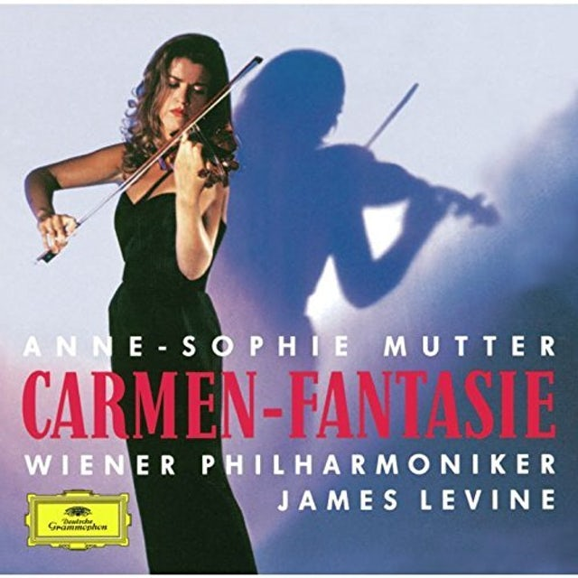 Anne-Sophie Mutter CARMEN FANTASIE CD