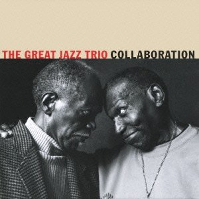 Great Jazz Trio COLLABORATION CD