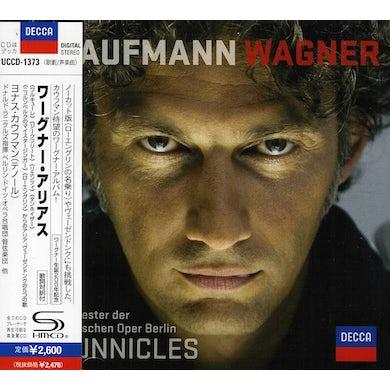 Jonas Kaufmann WAGNER ARIAS CD