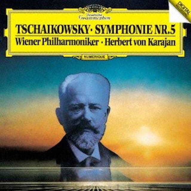 Herbert Von Karajan TCHAIKOVSKY: SYMPHONY NO. 5 CD