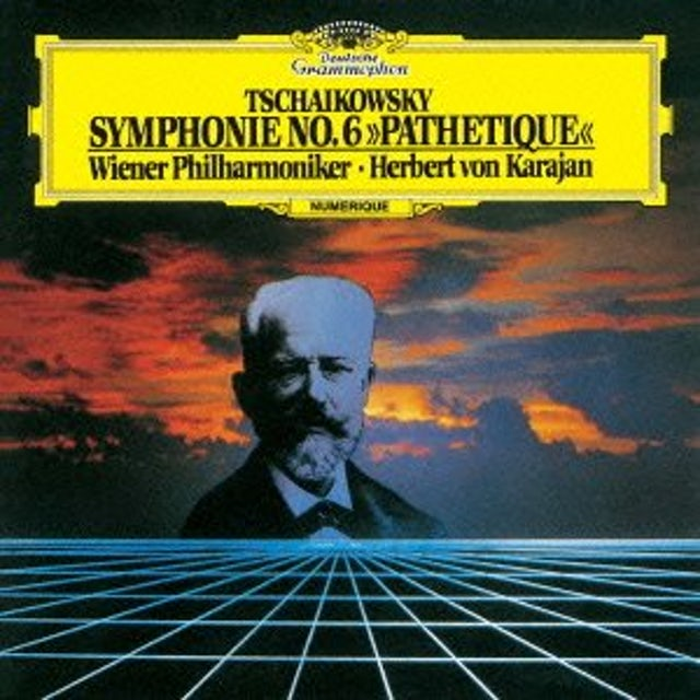 Herbert Von Karajan TCHAIKOVSKY: SYMPHONY NO. 6 'PATHETIQ CD