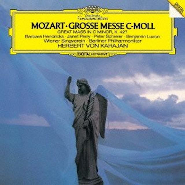 Herbert Von Karajan MOZART: GROSSE MESSE C-MOLL CD