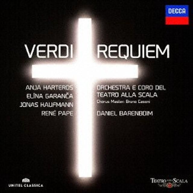 Daniel Barenboim VERDI: REQUIEM CD