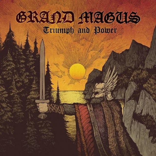 Grand Magus TRIUMPH & POWER CD
