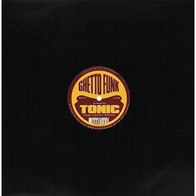 Tonic GHETTO FUNK PRESENTS Vinyl Record