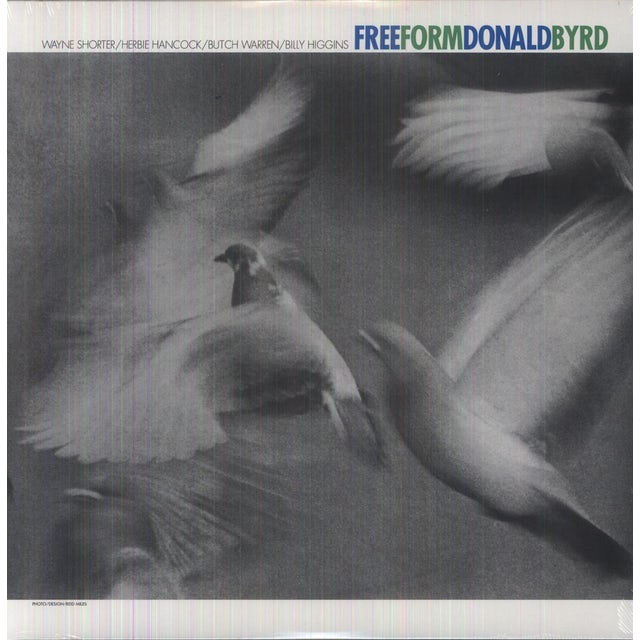 Donald Byrd FREE FORM (Vinyl)