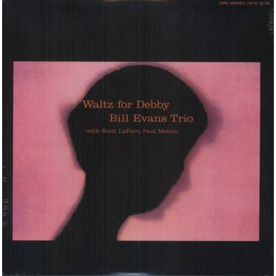Bill Evans Trio WALTZ FOR DEBBY (Vinyl)