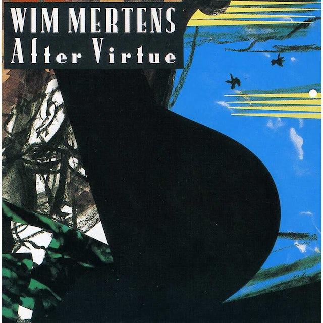 Wim Mertens AFTER VIRTUE CD